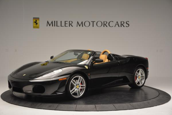 Used 2005 Ferrari F430 Spider F1 for sale Sold at Bugatti of Greenwich in Greenwich CT 06830 2
