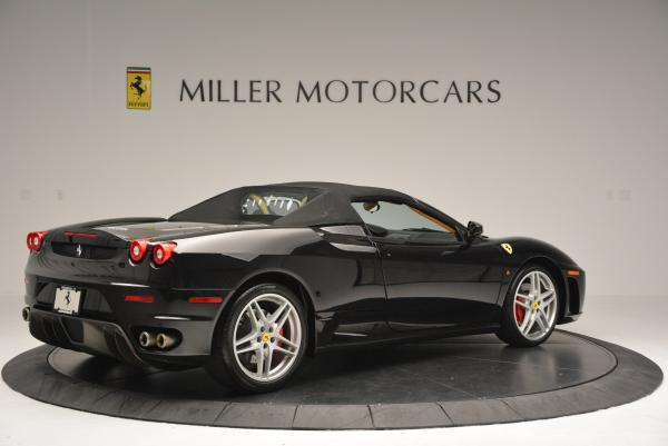 Used 2005 Ferrari F430 Spider F1 for sale Sold at Bugatti of Greenwich in Greenwich CT 06830 20
