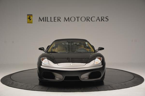 Used 2005 Ferrari F430 Spider F1 for sale Sold at Bugatti of Greenwich in Greenwich CT 06830 24