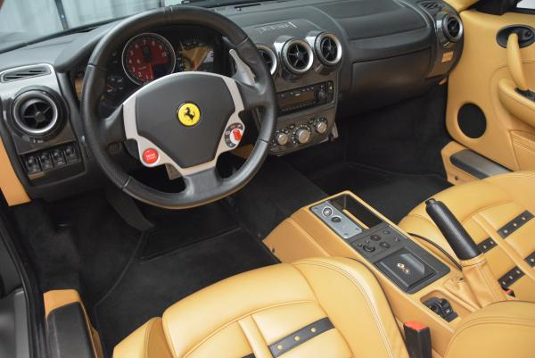 Used 2005 Ferrari F430 Spider F1 for sale Sold at Bugatti of Greenwich in Greenwich CT 06830 25