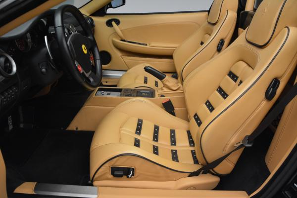 Used 2005 Ferrari F430 Spider F1 for sale Sold at Bugatti of Greenwich in Greenwich CT 06830 26