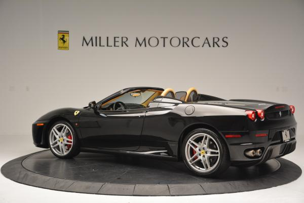 Used 2005 Ferrari F430 Spider F1 for sale Sold at Bugatti of Greenwich in Greenwich CT 06830 4