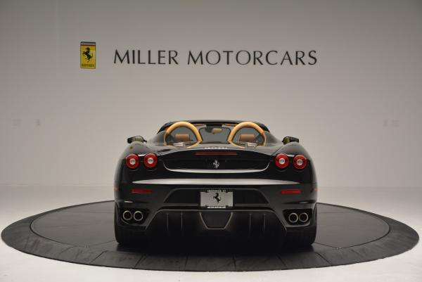 Used 2005 Ferrari F430 Spider F1 for sale Sold at Bugatti of Greenwich in Greenwich CT 06830 6