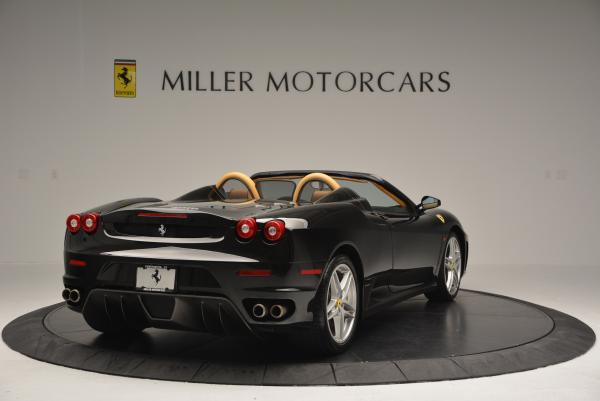 Used 2005 Ferrari F430 Spider F1 for sale Sold at Bugatti of Greenwich in Greenwich CT 06830 7