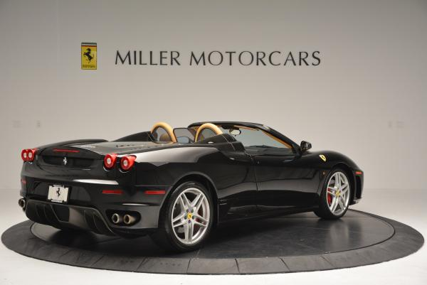 Used 2005 Ferrari F430 Spider F1 for sale Sold at Bugatti of Greenwich in Greenwich CT 06830 8