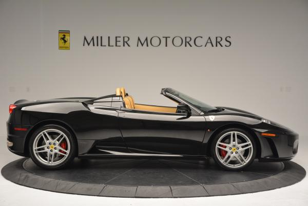 Used 2005 Ferrari F430 Spider F1 for sale Sold at Bugatti of Greenwich in Greenwich CT 06830 9