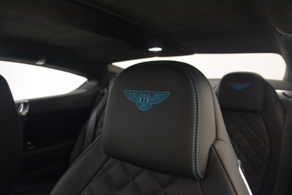 Used 2016 Bentley Continental GT V8 S for sale Sold at Bugatti of Greenwich in Greenwich CT 06830 27