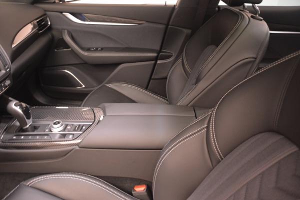 New 2017 Maserati Levante S for sale Sold at Bugatti of Greenwich in Greenwich CT 06830 14