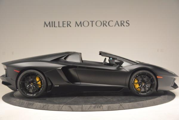 Used 2015 Lamborghini Aventador LP 700-4 for sale Sold at Bugatti of Greenwich in Greenwich CT 06830 10