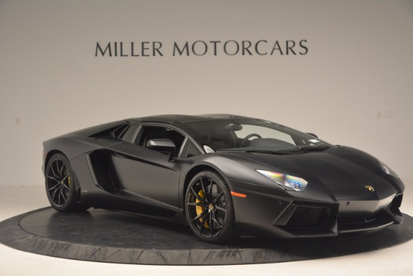 Used 2015 Lamborghini Aventador LP 700-4 for sale Sold at Bugatti of Greenwich in Greenwich CT 06830 11