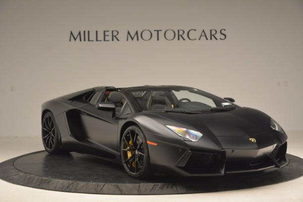 Used 2015 Lamborghini Aventador LP 700-4 for sale Sold at Bugatti of Greenwich in Greenwich CT 06830 13