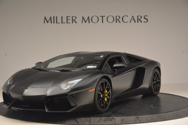 Used 2015 Lamborghini Aventador LP 700-4 for sale Sold at Bugatti of Greenwich in Greenwich CT 06830 17