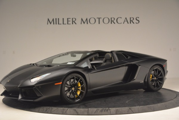 Used 2015 Lamborghini Aventador LP 700-4 for sale Sold at Bugatti of Greenwich in Greenwich CT 06830 2