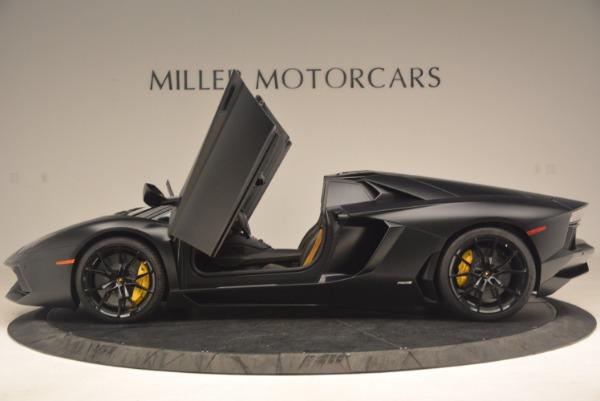 Used 2015 Lamborghini Aventador LP 700-4 for sale Sold at Bugatti of Greenwich in Greenwich CT 06830 3
