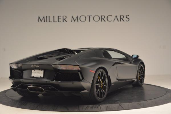 Used 2015 Lamborghini Aventador LP 700-4 for sale Sold at Bugatti of Greenwich in Greenwich CT 06830 8