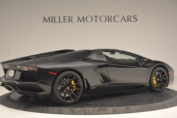 Used 2015 Lamborghini Aventador LP 700-4 for sale Sold at Bugatti of Greenwich in Greenwich CT 06830 9