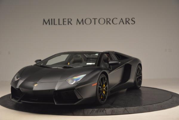 Used 2015 Lamborghini Aventador LP 700-4 for sale Sold at Bugatti of Greenwich in Greenwich CT 06830 1