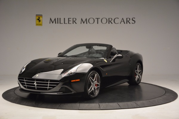Used 2015 Ferrari California T for sale Sold at Bugatti of Greenwich in Greenwich CT 06830 1