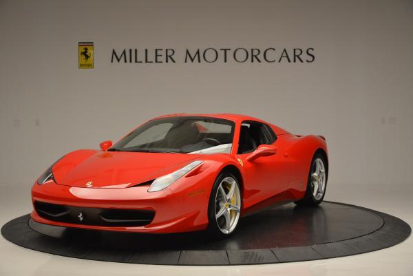 Used 2014 Ferrari 458 Spider for sale Sold at Bugatti of Greenwich in Greenwich CT 06830 13