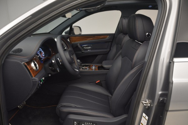 New 2018 Bentley Bentayga Onyx for sale Sold at Bugatti of Greenwich in Greenwich CT 06830 24