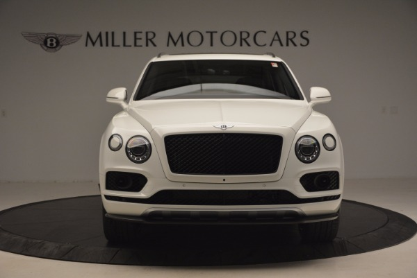 New 2018 Bentley Bentayga Black Edition for sale Sold at Bugatti of Greenwich in Greenwich CT 06830 12