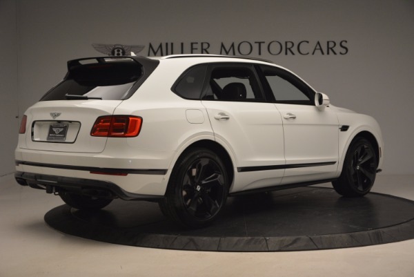 New 2018 Bentley Bentayga Black Edition for sale Sold at Bugatti of Greenwich in Greenwich CT 06830 8