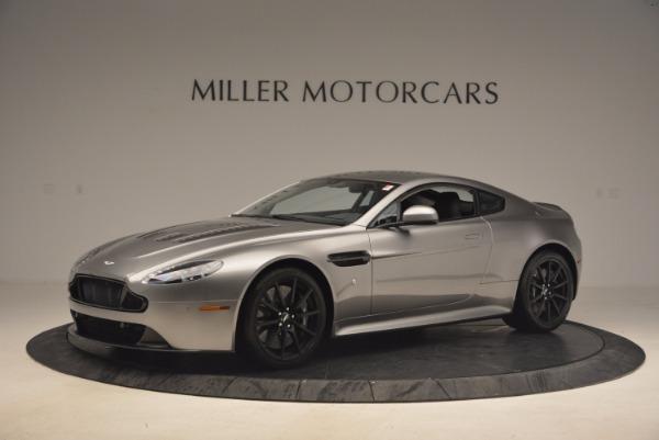 Used 2017 Aston Martin V12 Vantage S for sale Sold at Bugatti of Greenwich in Greenwich CT 06830 2