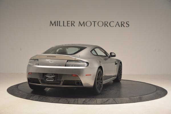 Used 2017 Aston Martin V12 Vantage S for sale Sold at Bugatti of Greenwich in Greenwich CT 06830 7