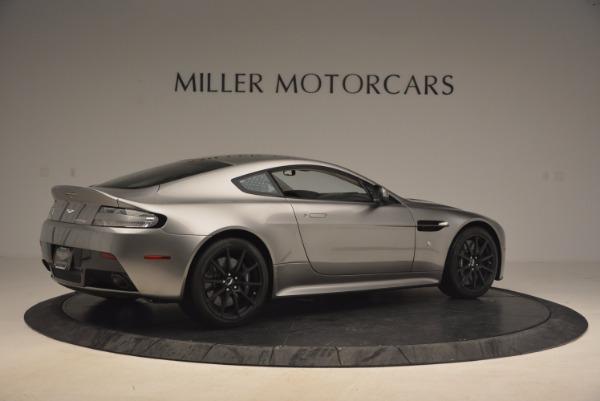 Used 2017 Aston Martin V12 Vantage S for sale Sold at Bugatti of Greenwich in Greenwich CT 06830 8