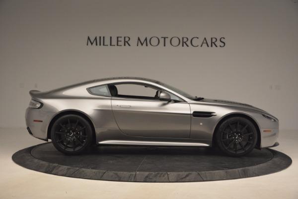 Used 2017 Aston Martin V12 Vantage S for sale Sold at Bugatti of Greenwich in Greenwich CT 06830 9