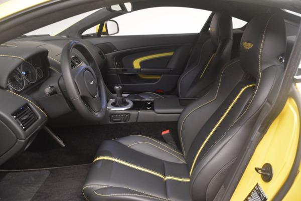 New 2017 Aston Martin V12 Vantage S for sale Sold at Bugatti of Greenwich in Greenwich CT 06830 12