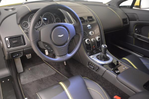 New 2017 Aston Martin V12 Vantage S for sale Sold at Bugatti of Greenwich in Greenwich CT 06830 13