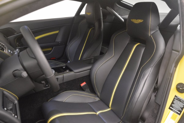 New 2017 Aston Martin V12 Vantage S for sale Sold at Bugatti of Greenwich in Greenwich CT 06830 14