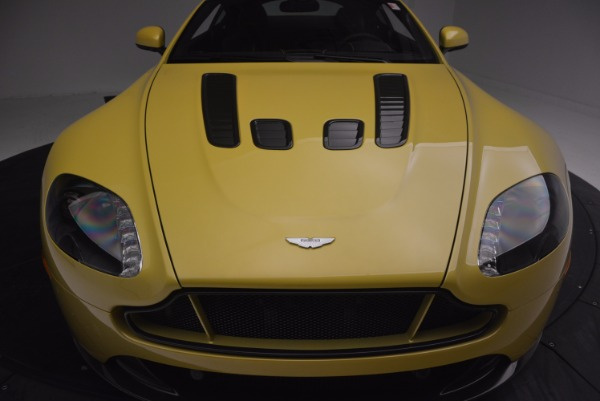 New 2017 Aston Martin V12 Vantage S for sale Sold at Bugatti of Greenwich in Greenwich CT 06830 19
