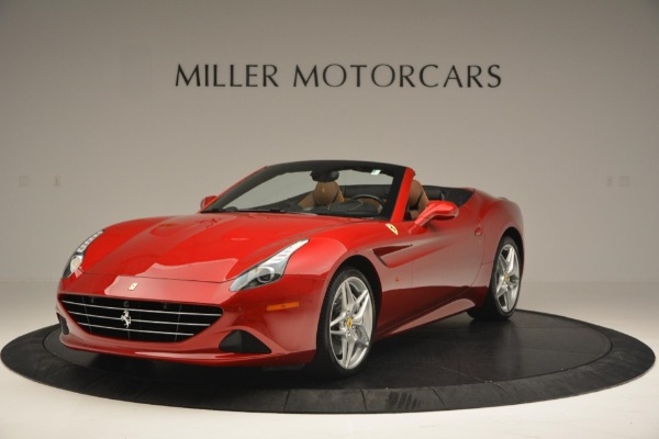 Used 2015 Ferrari California T for sale Sold at Bugatti of Greenwich in Greenwich CT 06830 1