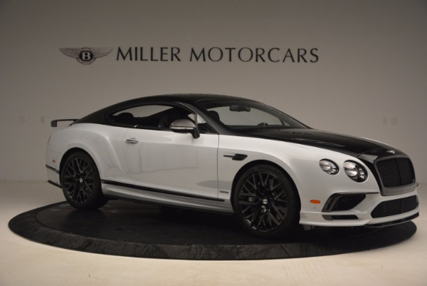 New 2017 Bentley Continental GT Supersports for sale Sold at Bugatti of Greenwich in Greenwich CT 06830 10