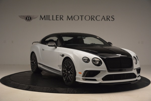 New 2017 Bentley Continental GT Supersports for sale Sold at Bugatti of Greenwich in Greenwich CT 06830 11