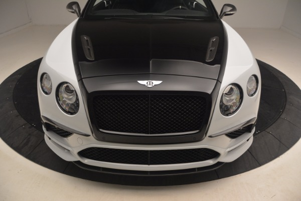 New 2017 Bentley Continental GT Supersports for sale Sold at Bugatti of Greenwich in Greenwich CT 06830 16