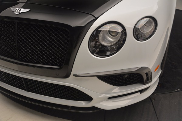 New 2017 Bentley Continental GT Supersports for sale Sold at Bugatti of Greenwich in Greenwich CT 06830 17