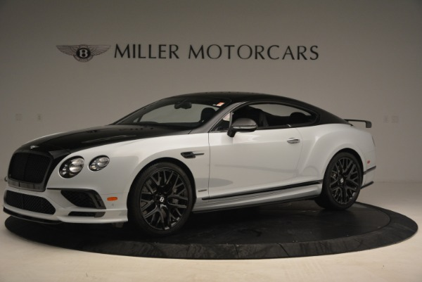 New 2017 Bentley Continental GT Supersports for sale Sold at Bugatti of Greenwich in Greenwich CT 06830 2