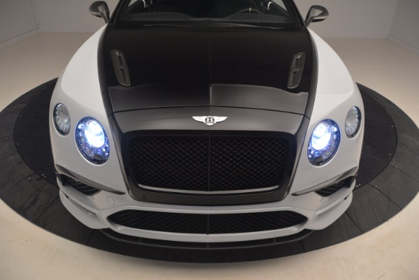 New 2017 Bentley Continental GT Supersports for sale Sold at Bugatti of Greenwich in Greenwich CT 06830 20