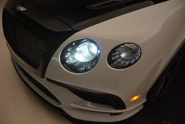 Used 2017 Bentley Continental GT Supersports for sale $199,900 at Bugatti of Greenwich in Greenwich CT 06830 23