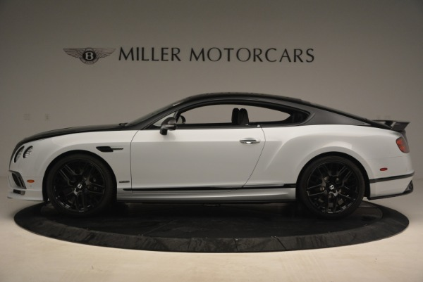 New 2017 Bentley Continental GT Supersports for sale Sold at Bugatti of Greenwich in Greenwich CT 06830 3