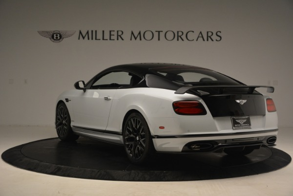 New 2017 Bentley Continental GT Supersports for sale Sold at Bugatti of Greenwich in Greenwich CT 06830 5
