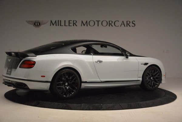 New 2017 Bentley Continental GT Supersports for sale Sold at Bugatti of Greenwich in Greenwich CT 06830 8