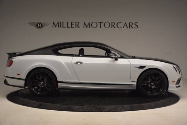 New 2017 Bentley Continental GT Supersports for sale Sold at Bugatti of Greenwich in Greenwich CT 06830 9