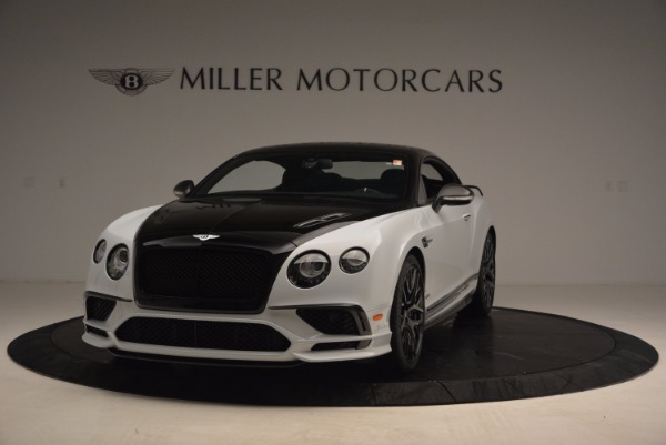 New 2017 Bentley Continental GT Supersports for sale Sold at Bugatti of Greenwich in Greenwich CT 06830 1