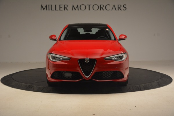 New 2017 Alfa Romeo Giulia Ti Sport Q4 for sale Sold at Bugatti of Greenwich in Greenwich CT 06830 11