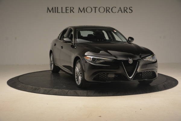New 2017 Alfa Romeo Giulia Ti Q4 for sale Sold at Bugatti of Greenwich in Greenwich CT 06830 11