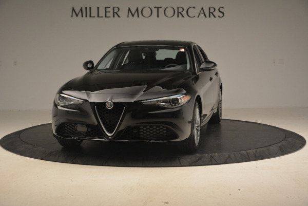 New 2017 Alfa Romeo Giulia Ti Q4 for sale Sold at Bugatti of Greenwich in Greenwich CT 06830 2